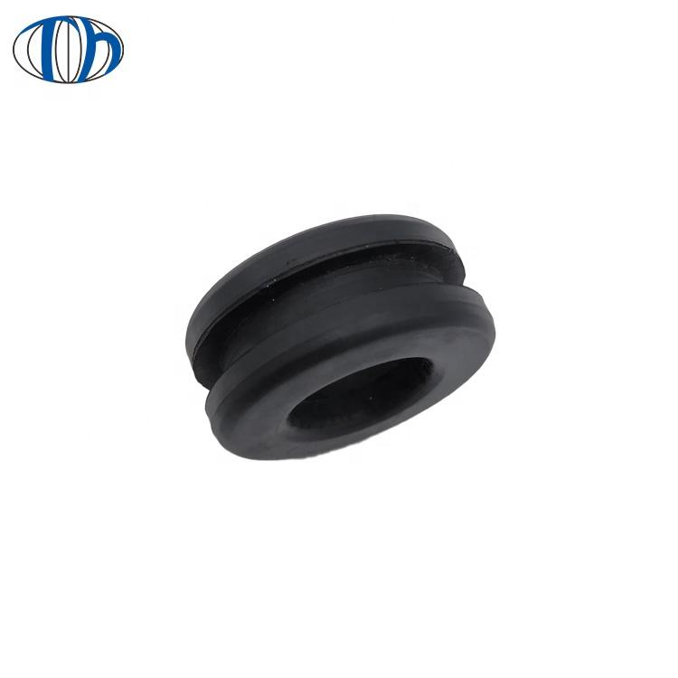 Waterproof silicone shock absorber rubber O ring flat rubber washer