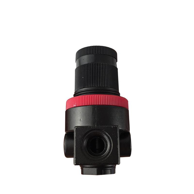 FRL Filter Regulator High Quality Black AR2000 Pneumatic Pressure Air Regulator