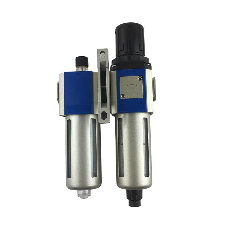 GFC Series Filter Regulator Lubricator GFC200-06 GFC200-08 GFC300-08 FRL Unit Filter Regulator