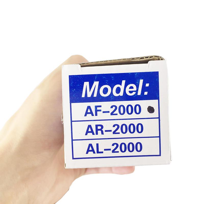 Pneumatic Source Treatment Unit AF2000 Lubricator 1/4 Inch Air Filter Regulator