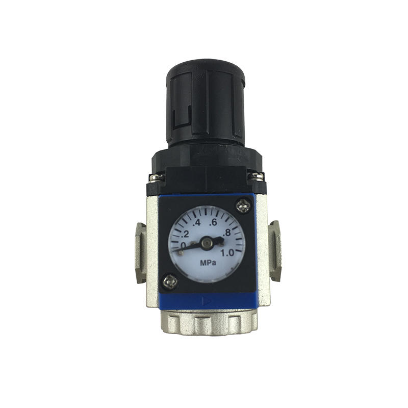 FRL Aluminum Alloy GR200-08 GR300-08 GR300-10 Air Filter Lubricator Regulator
