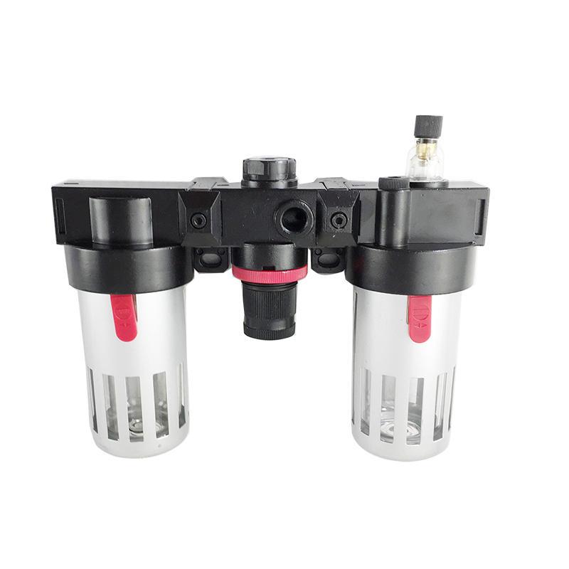 BC2000 BC3000 BC4000 FRL Air Filter Regulator Air Source Treatment Lubricator