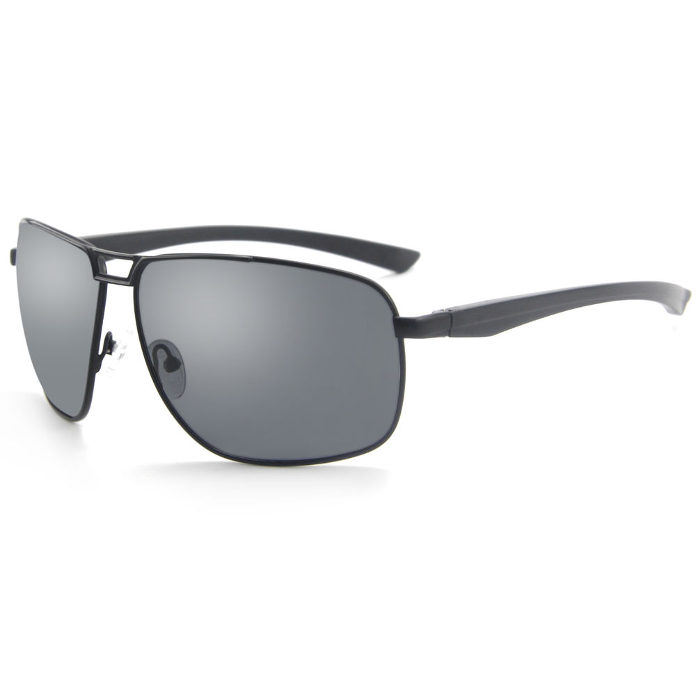 EUGENIA Gafas De Sol Hombre Multicolor Metal Men Frame Gradient WIth UV400 classic Sunglasses