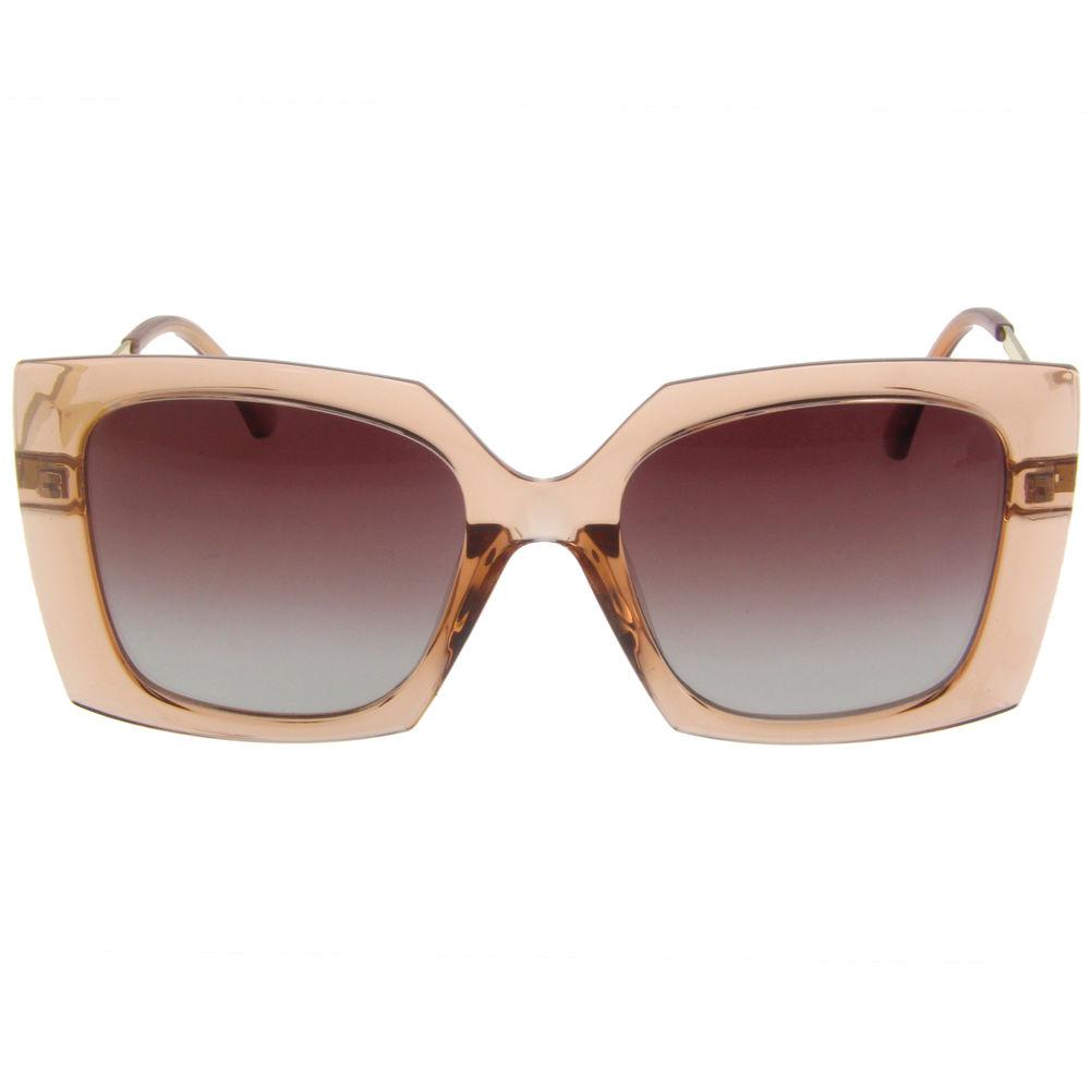 EUGENIA PC Lens UV400 Fashion Square Custom Logo Women Sunglasses