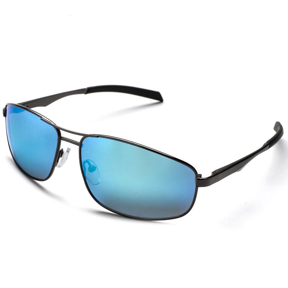 EUGENIA Men 2020 Coating Lens With Spring Hinge CE Certificate Sport Sunglasses