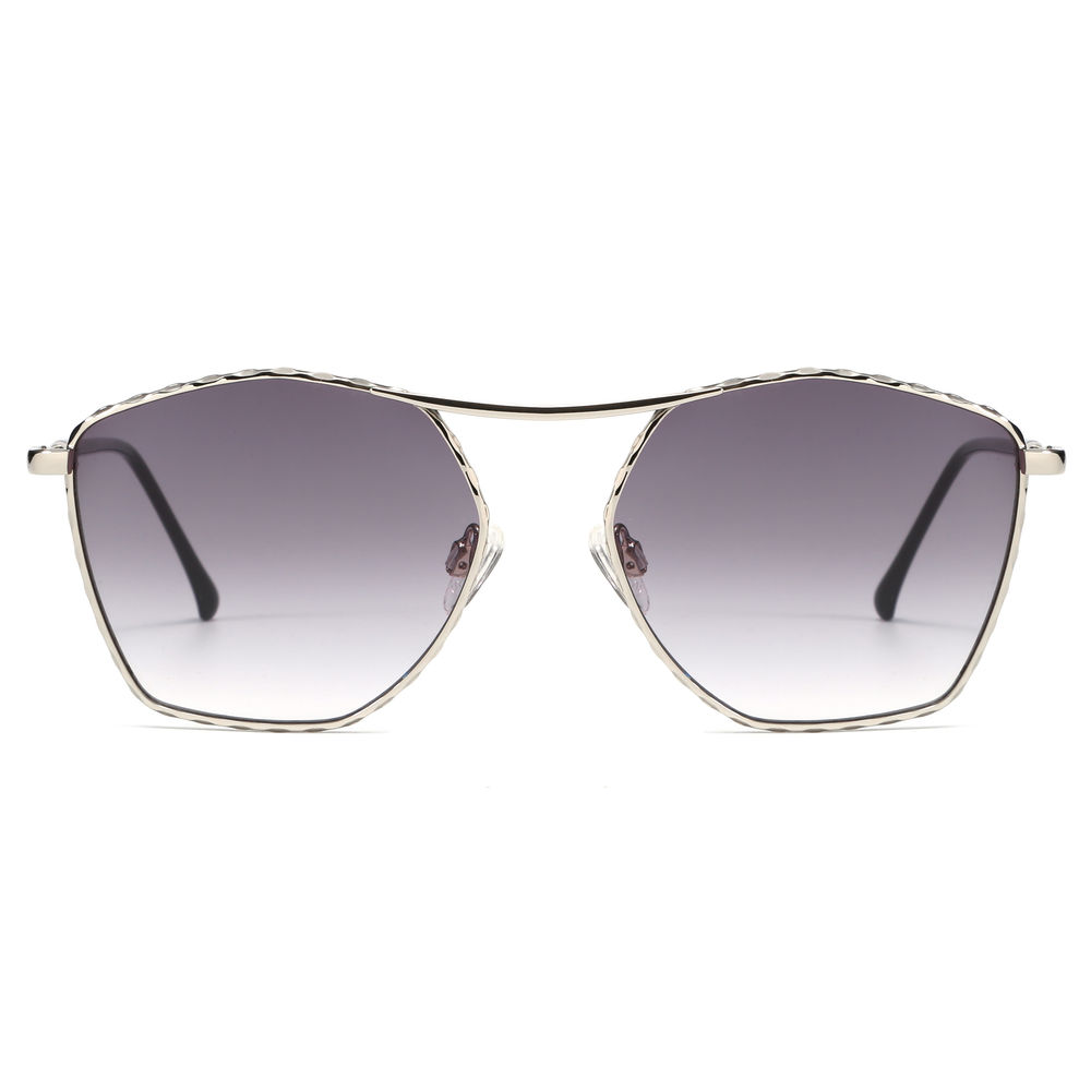EUGENIA 2020 Custom Designer Stainless Frame Metal Sunglasses