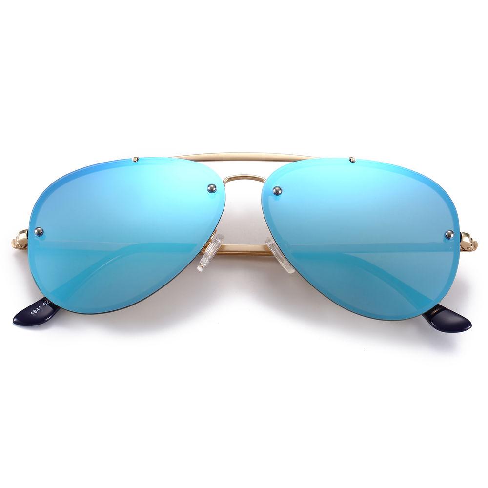 EUGENIA 2020 New Years Coating Polarized Film Classic Men Sunglasses