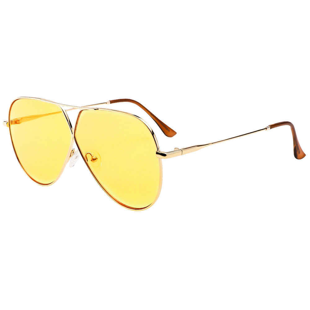 EUGENIA 2020 New Arrivals Oversize Trendy Women Custom UV Sunglasses