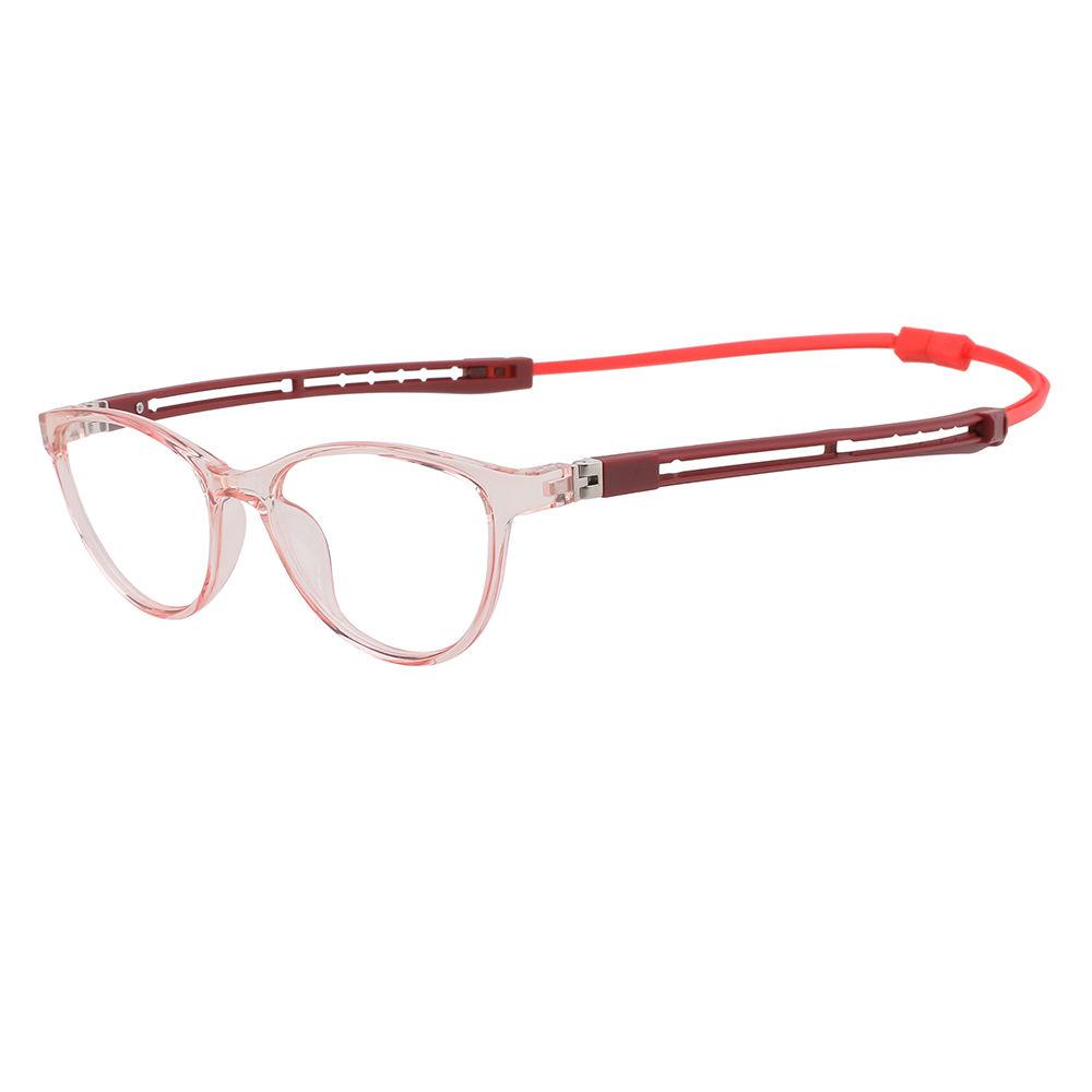 Kids Optical Frame Changeable Temple TR90 Optical Glasses Kids Eyeglasses Frame