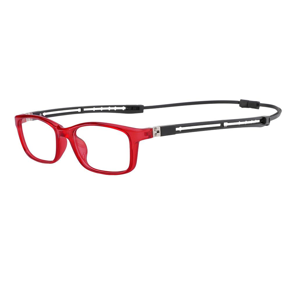 TR90 Optical Glasses Kids Eyeglasses Frame Flexible Temple Sport Easy Kids Eyeglasses Frame