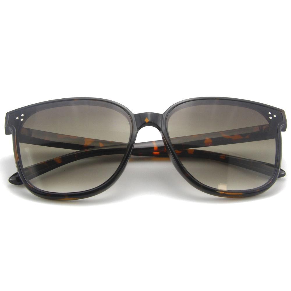 EUGENIA 2020 New Design Square Retro Multicolor Women Oversize Sunglasses