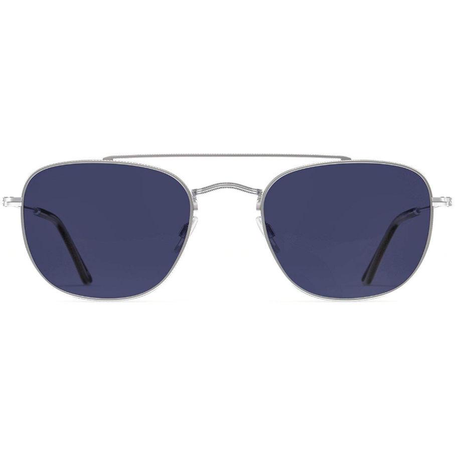 EUGENIA Stainless Frame Classic Style Men Custom High Quality Sunglasses