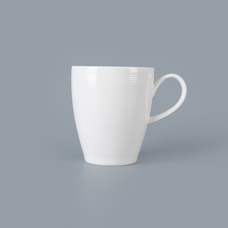 high impact strength chip resistance cup porcelain stackable cup stackable cups for coffee tea
