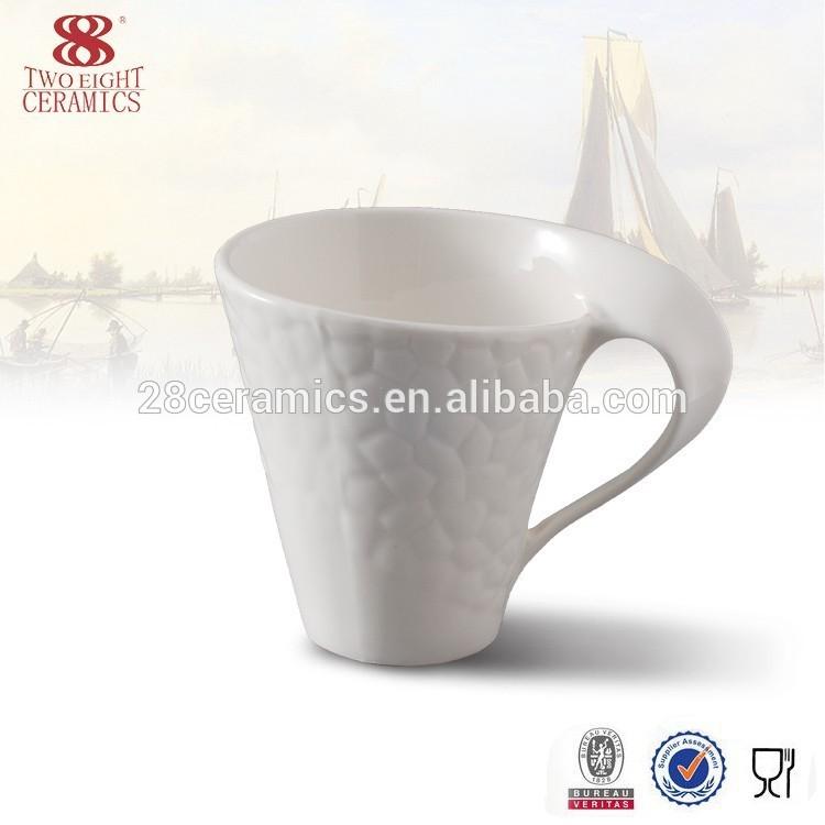Japanese grace porcelain plain white tea set cups bone china wholesale