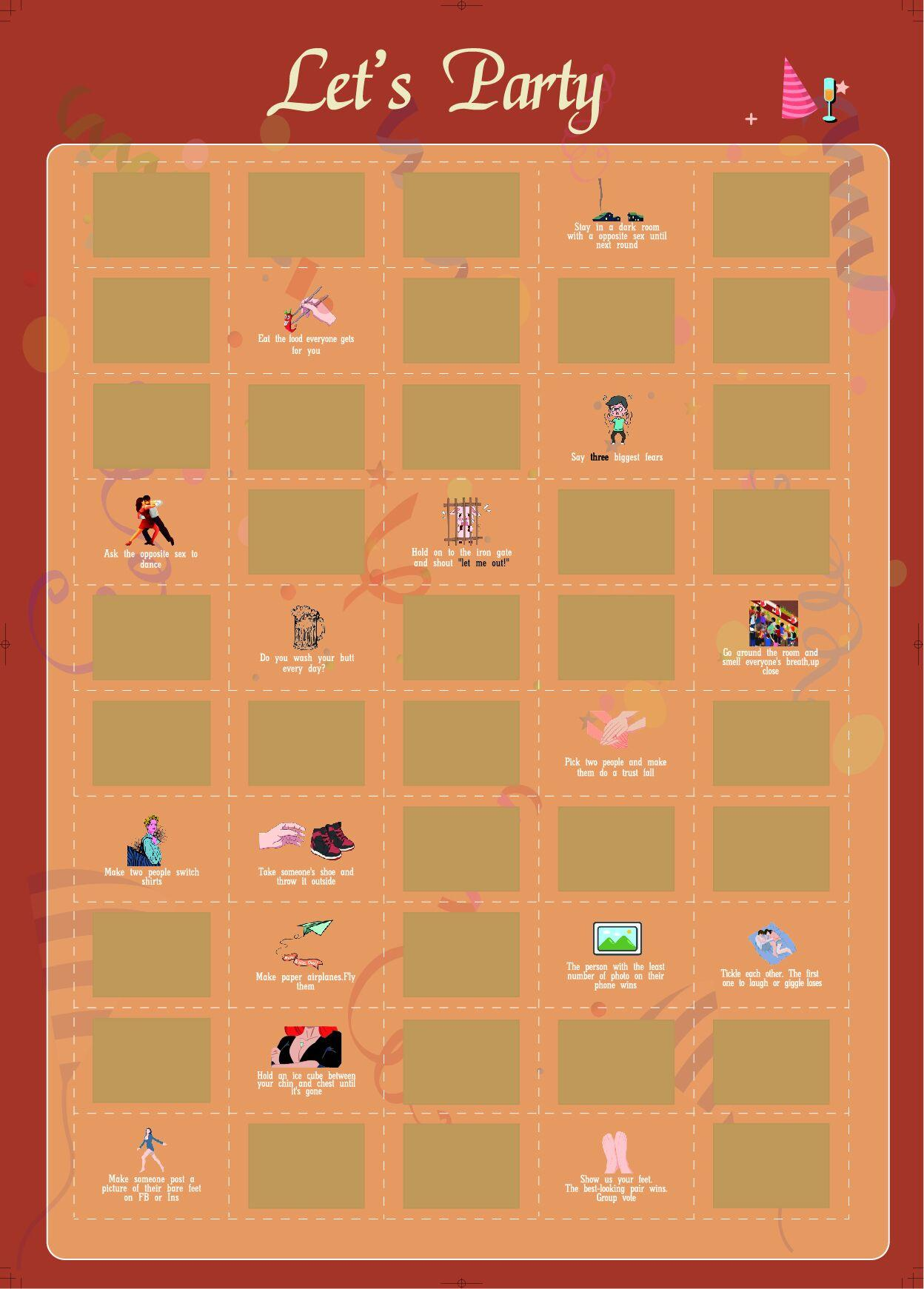 product-Custom 100 Things To Do Bucket List Scratch Off Poster, 50 Games Party Scratch Off Poster-De-2