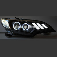 Vland ManufacturerCar Accessories Wholesale LED Headlight For Fit/Jazz 2014-2017 Front Head Lamp Plug And Play