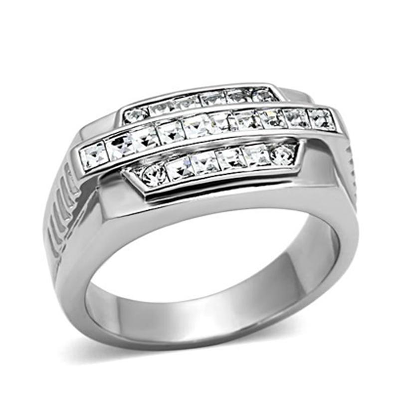 Name engraved happy time dubai wedding rings yellow gold ring