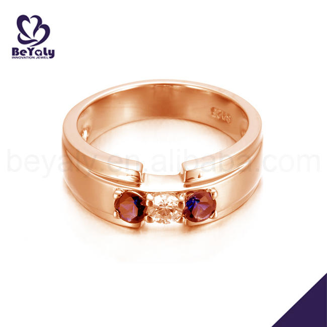 Elegant oval trendy fashion sterling silver gold 925 china