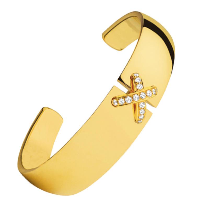 Hight quality wholesale accessory saudi gold jewelry bracelet