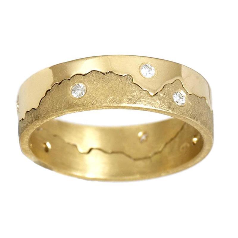 Hight Quality Wholesale 18K Jewelry 18K Gold Jewelry With Cz