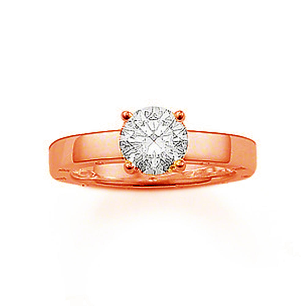 Reasonable Priced Rose Gold Bowknot Statement Ring Jewelry Supplier
