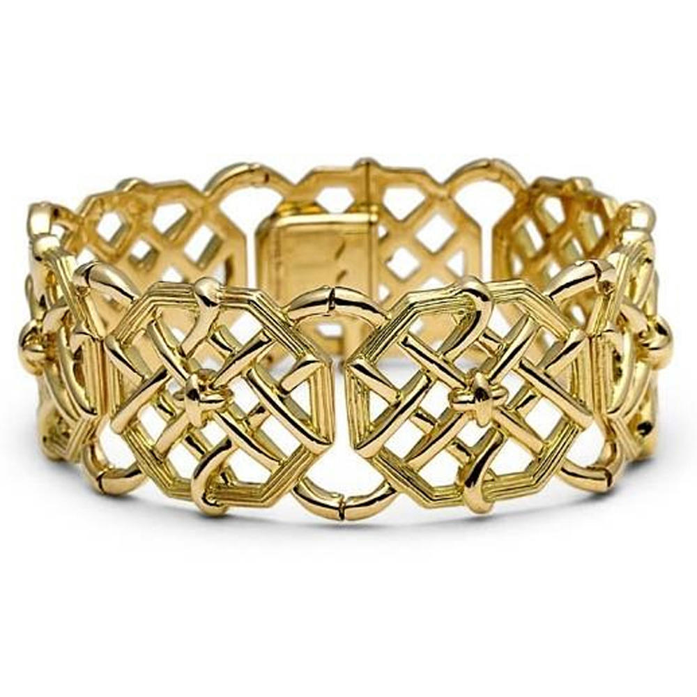 Popular style gold color indian wedding bangles traditional
