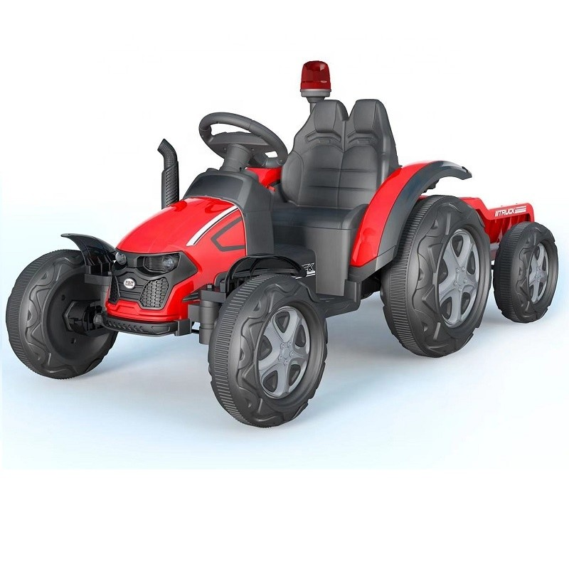 2020 kids electric farm battery operated ride on tractor for sale for kids