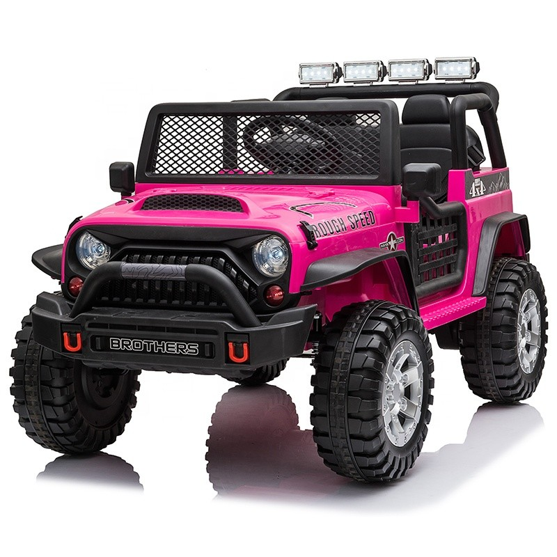 New style remote control 12v electric kids ride on jeep car battery car for kids
