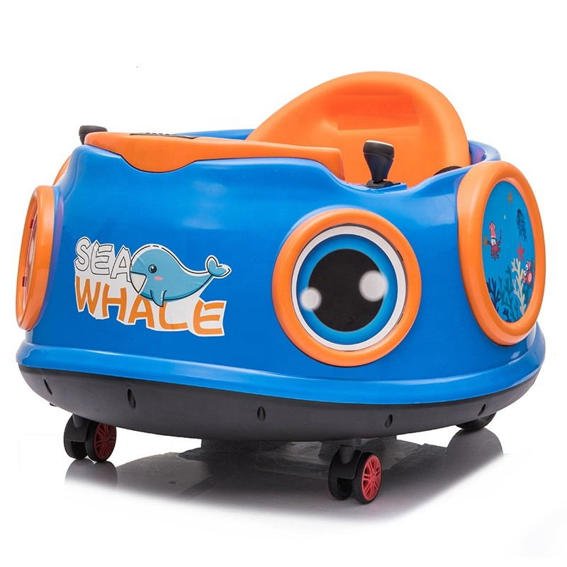 Low price hot selling rechargeable electric baby ride on bumper car kidzone bumper car toddler swing car