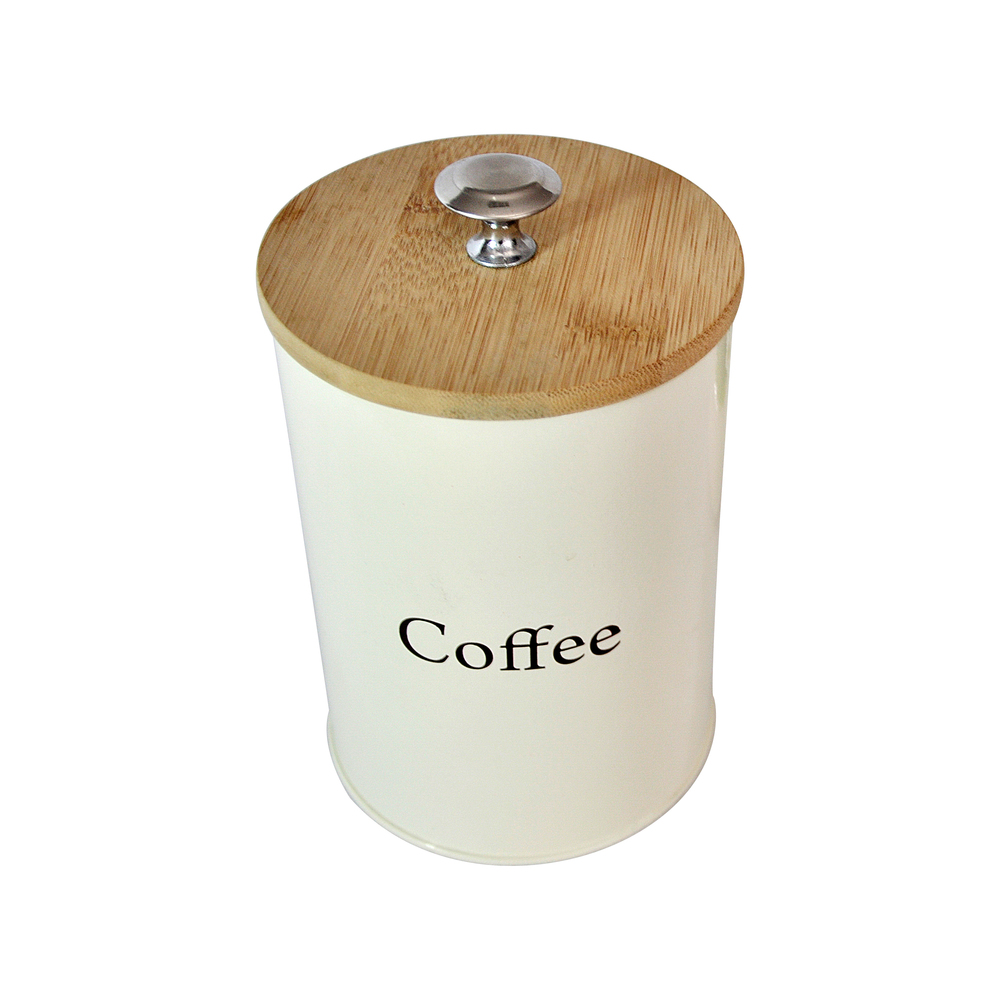Bodenda High Quality Round Custom Printed Coffee Tin boxes Packaging Pet Food Metal Tin Boxes