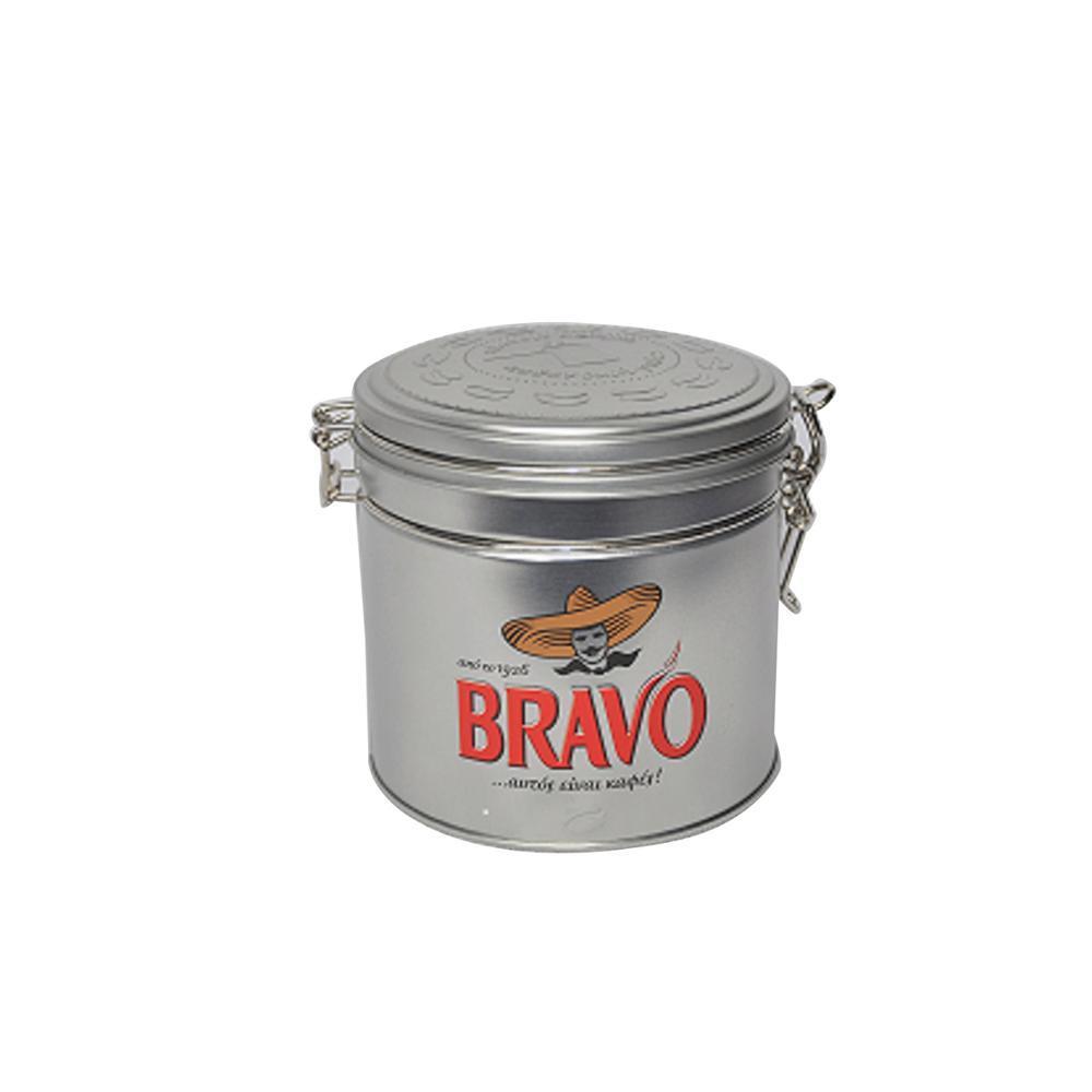 Bodenda airtightround tea packing tin box eco friendly material christmas tin box