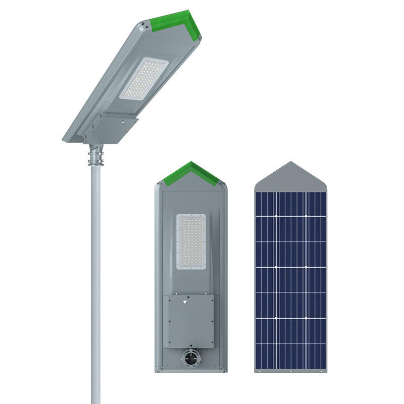 ALLTOP High power garden motion sensor outdoor integrated 150w IP65 all in one led solar street light