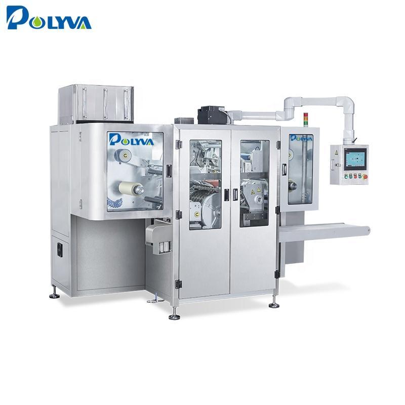 laundry pod making machine china pva film laundry pods filling machine