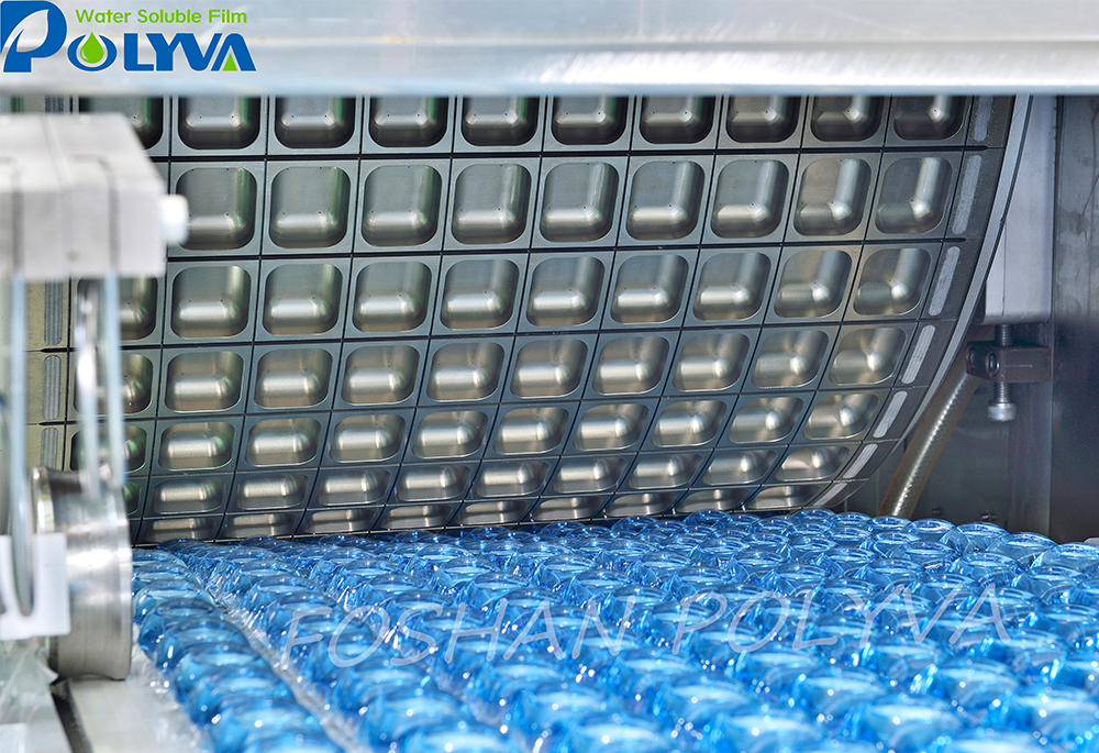 Polyva machine pesticide laundry detergent pods machine automatic manufacturing making machine for detergent soap
