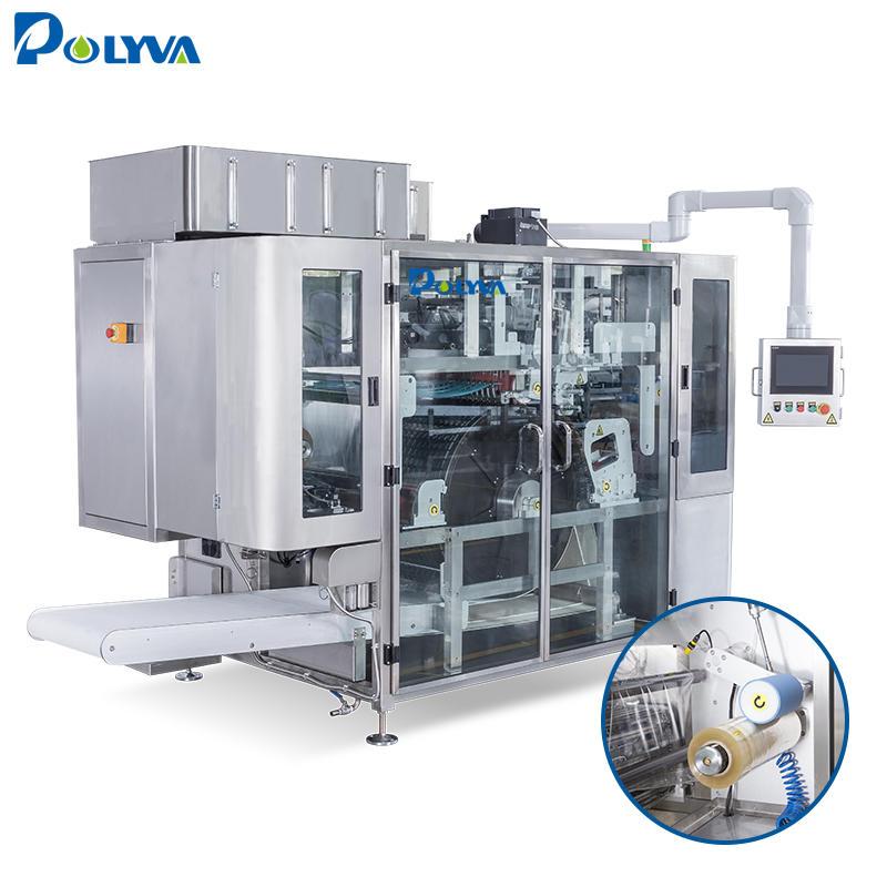 Polyva machine detergent pesticide pods capsule powder packing machine capsule packing machine