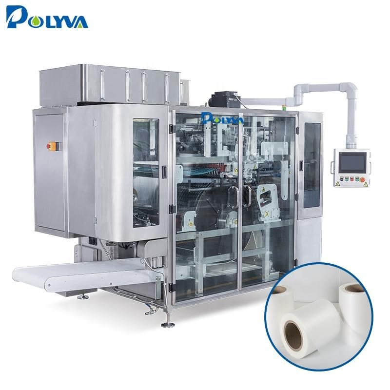 High speed 5-30g liquid laundry detergent pods packaging machine washing capsules/dose filling machine