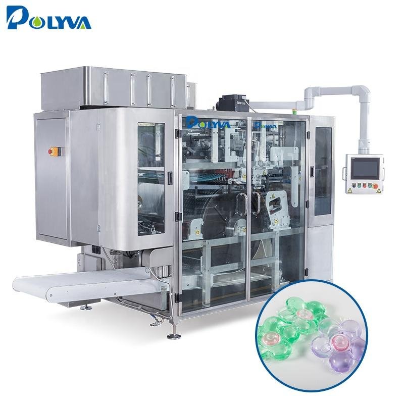 Polyva machine 2020 new product counting and packing machine detergent packet mini packing machine