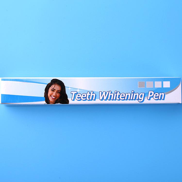 Wholesale white smile teeth whitening kit pen with logo