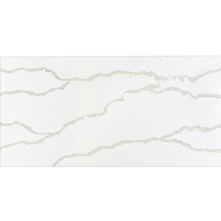 Carrara Marble Look Precious Chinese Quartz Stones