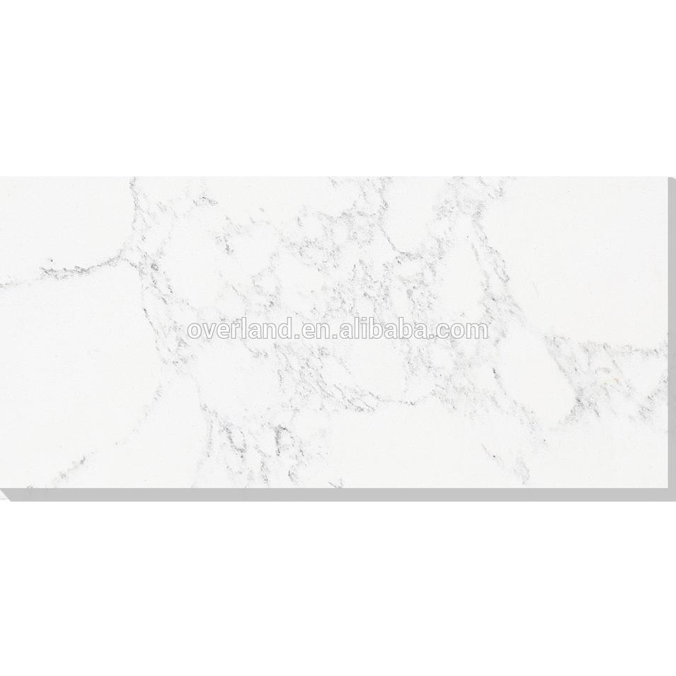 Artificial texture marble quartz stone