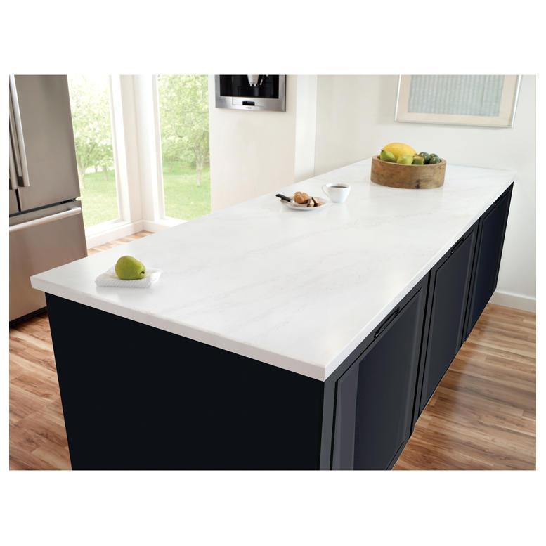 Light Color Artificial Quartz Stone Table Top