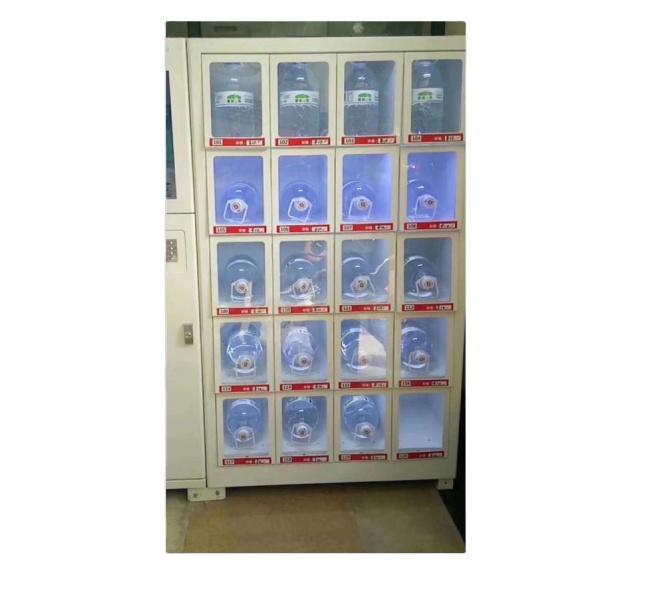bottle water vending machine
