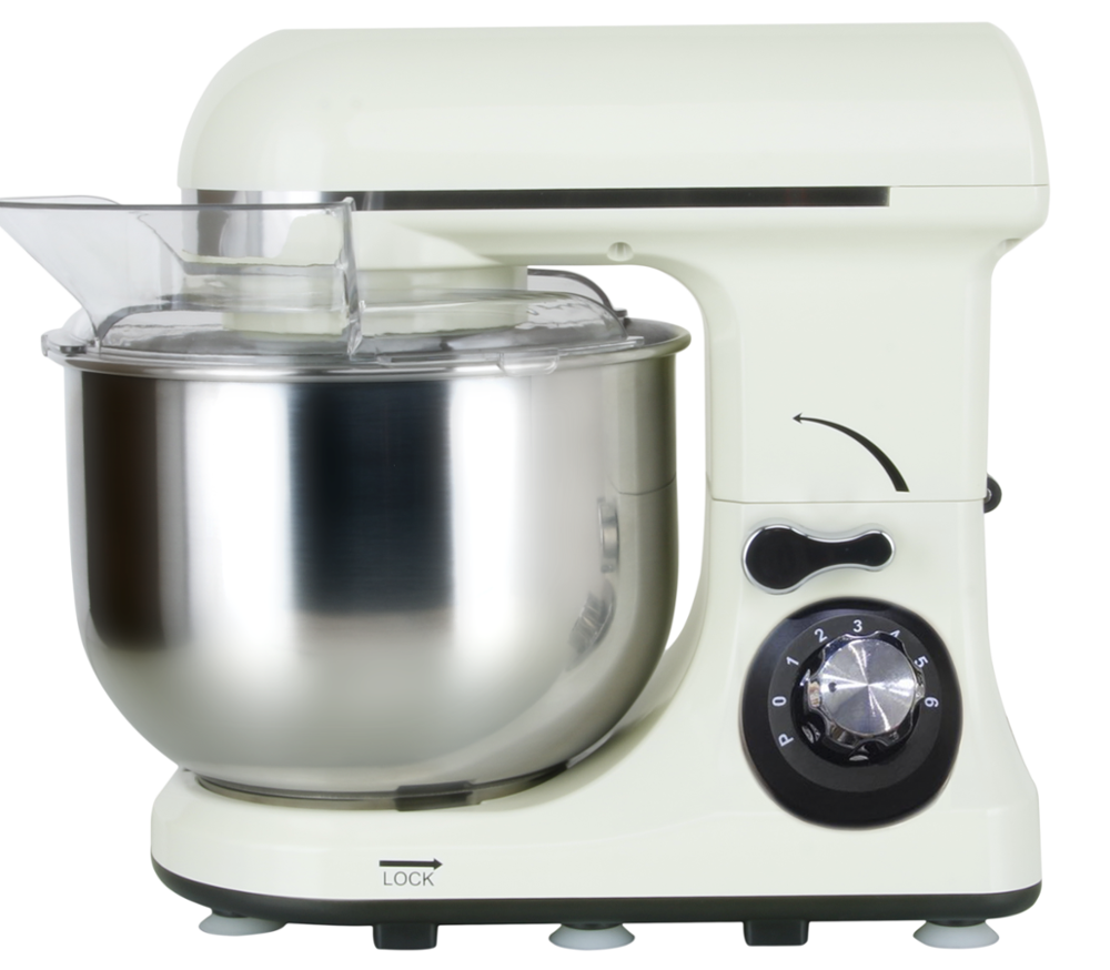 Family useful planetary stand mixer with 4 liters