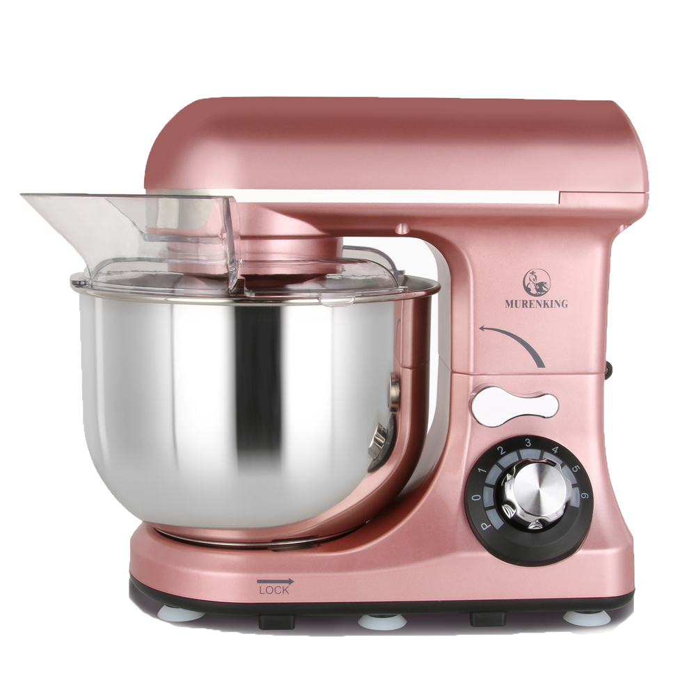 Robot kitchen cooker with kneading,mixing and whisking function