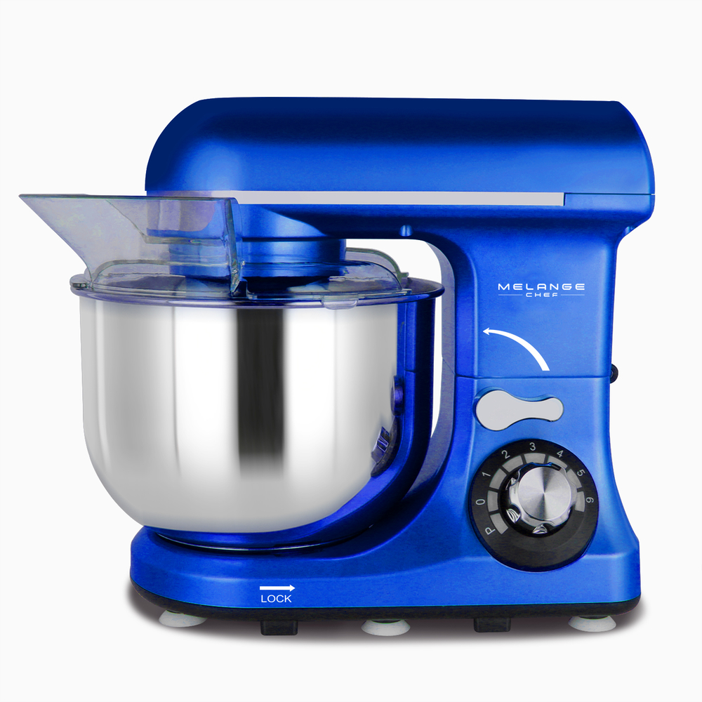 6 Speed Settings Commercial Stand Mixer