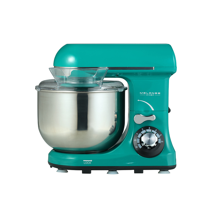 Mini stand mixer with 4L stainless steel bowl