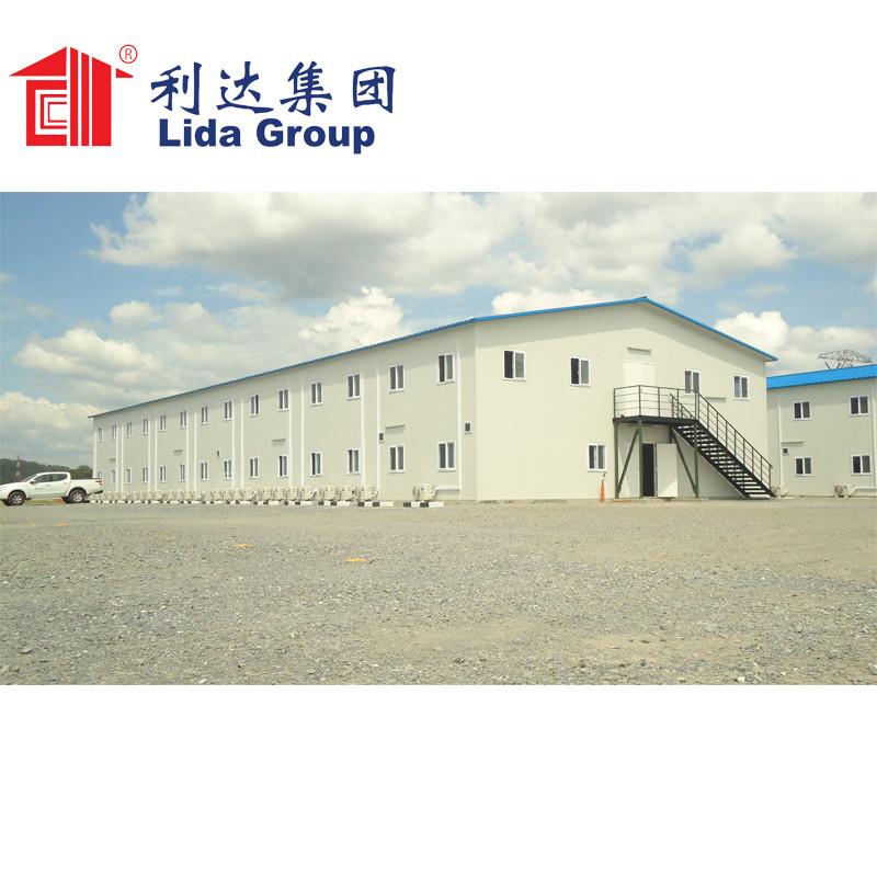 Southeast Asia modular camp and PEB building facilities