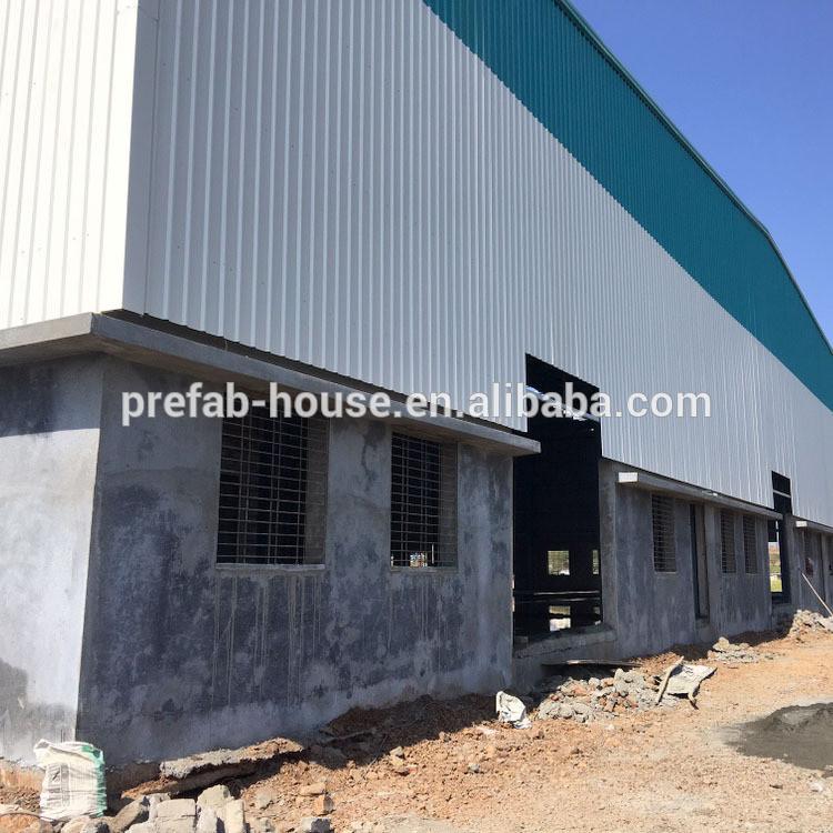 Light steel prefab tiny house for labor camp