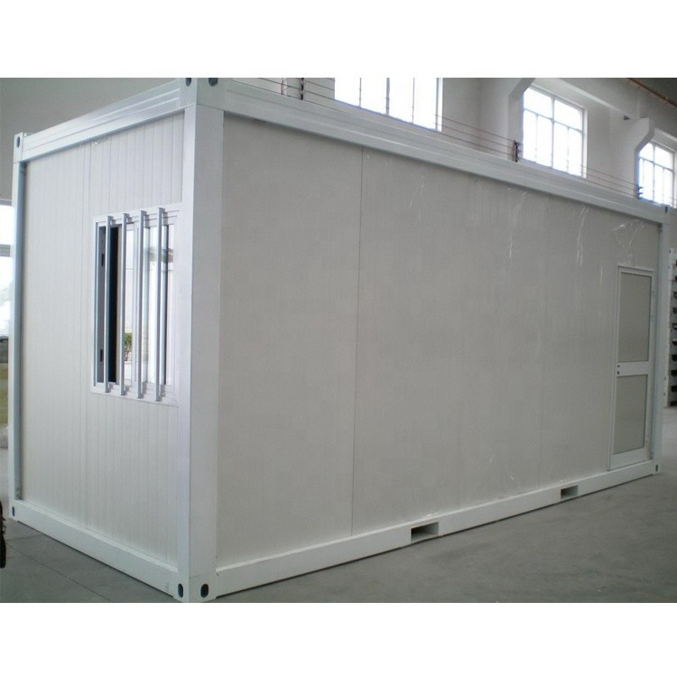 modular prefabricated container house man camp