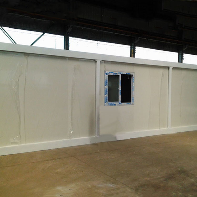 Prefabricated luxury expandable container van house prefab for sale in cebu